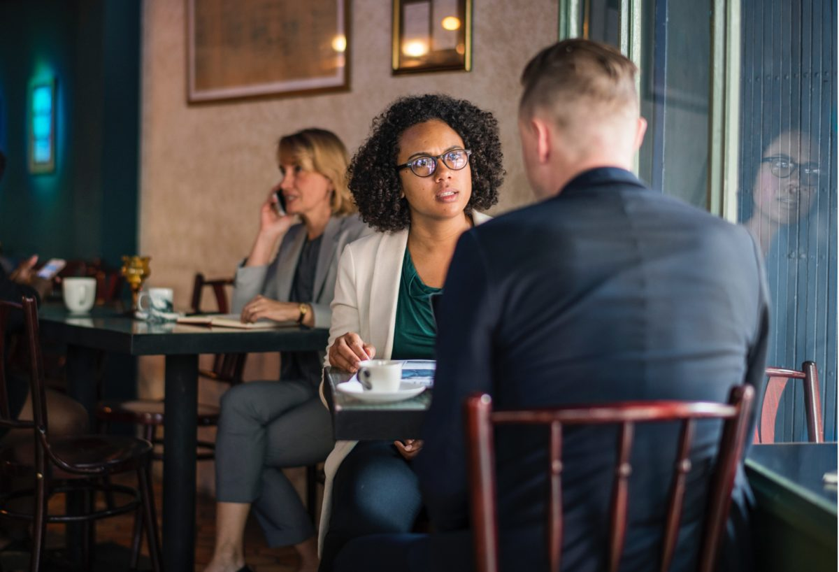 Networking to Get Something? Try These 5 Tips Instead